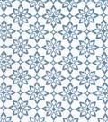 Snuggle Flannel Print Fabric 42\u0022-Lunar Rock Medallion