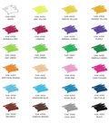 KINGART Pencil Set In Tin Case 24/Pkg-Assorted Colors
