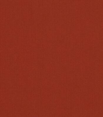 "Sunbrella Outdoor Solid Canvas Fabric 54""-Terracotta"