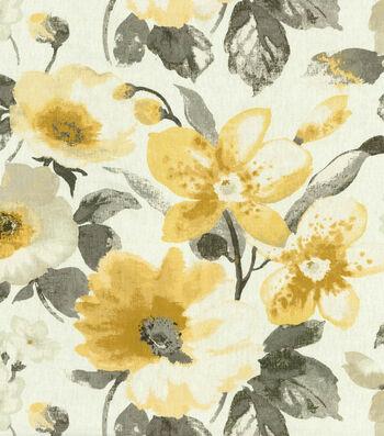 "Richloom Studio Print Fabric 54""-Aurelie Flatiron"