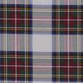 Christmas Cotton Fabric-Multi Holiday Cream Plaid