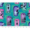 Disney Junior Vampirina Cotton Fabric -Supernatural Friends