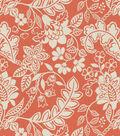 Home Decor 8\u0022x8\u0022 Fabric Swatch-Waverly Garden Flurry Coral