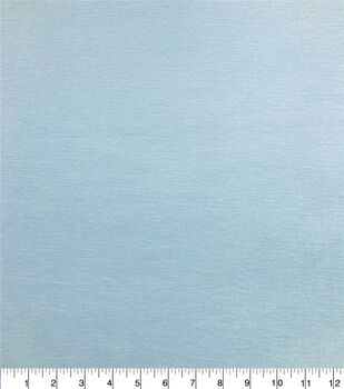 Americana Summer Stretch Twill Fabric-Light Blue Sandwashed