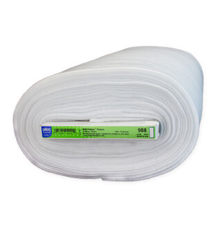 Pellon 988 Sew-in Fleece Interfacing 45''-White