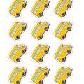 School Bus Mini Accents 36/pk, Set Of 12 Packs