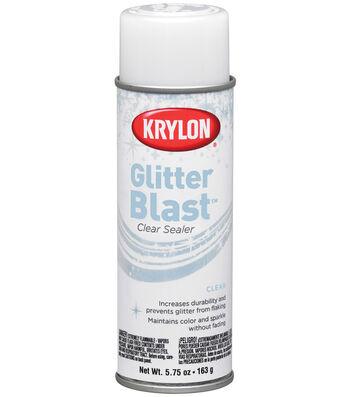 Krylon Glitter Blast Clear Sealer 5.75oz