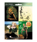Mini Sticker Set-Marilyn Monroe