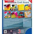Bubbalux Ultimate Creative Craft Board 8.5\u0022X11\u0022 3/Pkg-Blue