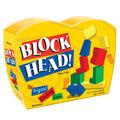 Pressman Blockhead! Wooden Block Stacking Game