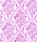 Nursery Cotton Fabric -Woodland Watercolor