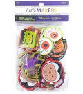 Little Maker\u0027s Mixed Foam Stickers-Bats Frankensteins