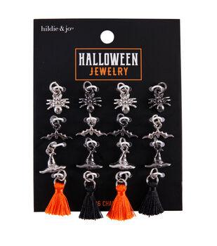 hildie & jo Halloween Jewelry 16 pk Metal Charms