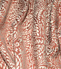 Waverly Upholstery Fabric 57\u0022-Boutique Find Coral