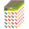 Teacher Created Resources Tropical Punch Pineapples Stickers 6 Packs