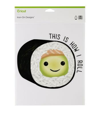 Cricut Large Iron-On Designs-Sushi