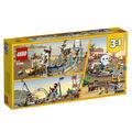 LEGO Creator Pirate Roller Coaster 31084