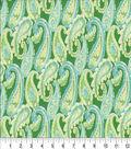 Keepsake Calico Cotton Fabric -Apaloosa Green