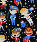 Snuggle Flannel Fabric 42\u0022-Dress Up Time