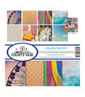 Reminisce Collection Kit 12\u0022X12\u0022-County Fair