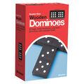 Dominoes: Double Nine Wooden Dominoes Game, 6 Pack