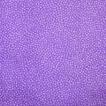 Premium Cotton Fabric-Dots on Light Purple