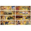The Civil War Time Line Mini Bulletin Board Set, 3 Sets