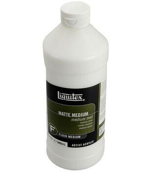 Liquitex 32 fl. oz. Matte Acrylic Medium