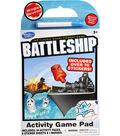 Hasbro Gaming Battleship Activity Game Pad