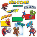 Marvel Super Hero Adventure - Welcome Bulletin Board Set