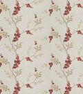 Eaton Square Lightweight Decor Fabric 51\u0022-Rosehips/Garnet