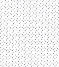 Nursery Cotton Fabric 43\u0022-Gray Triangles
