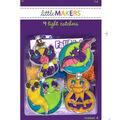 Little Maker\u0027s Halloween Light Catcher Kit