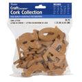 1-3/4 inch Cork Letters, 36pcs.