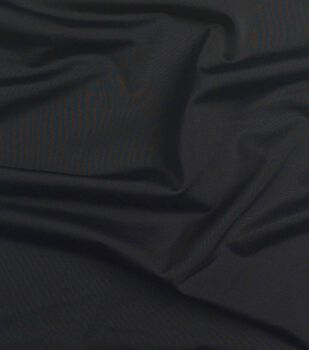 Yaya Han Cosplay 4-Way Stretch Matte Fabric -Black