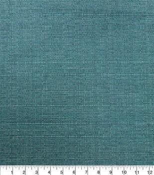 Solarium Outdoor Fabric-Linen Texture Aqua