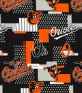 Baltimore Orioles Cotton Fabric 58\u0027\u0027-Patch