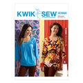 Kwik Sew Misses Top-K3986