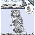 Find It Trading Amy Design Wintertide Die-Owl