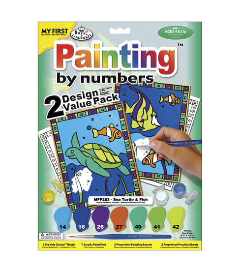 Diy Oil Painting WOWDECOR Paint by Numbers Kits for Adults Kids Spot Dog Animal Cute 16x20 inch Dog