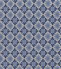 Keepsake Calico Cotton Fabric 44\u0022-Koshi Indigo