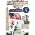 Paper House Washington DC 3-D Stickers