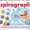 Spirograph Kit W/Markers