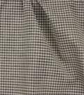 Hudson 43 Farmhouse Multi-Purpose Decor Fabric 58\u0027\u0027-Roe Silver