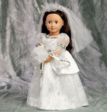 McCall's Crafts Doll Clothes-M6981