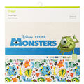 Cricut Deluxe Paper-Monsters Inc