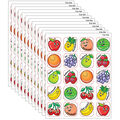 Teacher Created Resources Fruit of the Spirit Stickers, 120 Per Pack