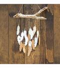 Spellbinder\u0027s Contour Steel Rule Dies 5.5\u0022X6\u0022-Two Feathers