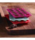 Trudeau 3 pk Heart Chocolate Molds