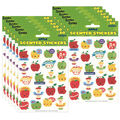 Apple Scented Stickers 12 Packs